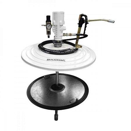 Propulsora Pneumática Adaptável a Tambor de 200 Kg