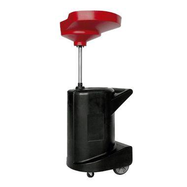 Coletor Rotolmoldado para Fluído de Arrefecimento Capacidade 120 Litros