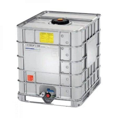 Reservatório Container IBC com Palete em Aço 1000 L à Prova de CONTEX