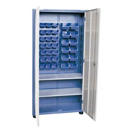 Armário Porta Componente Compact com Fechadura