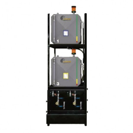 Sistema de Armazenamento Transferência e Filtragem Professional  ISO 460 02 Reserv Metal