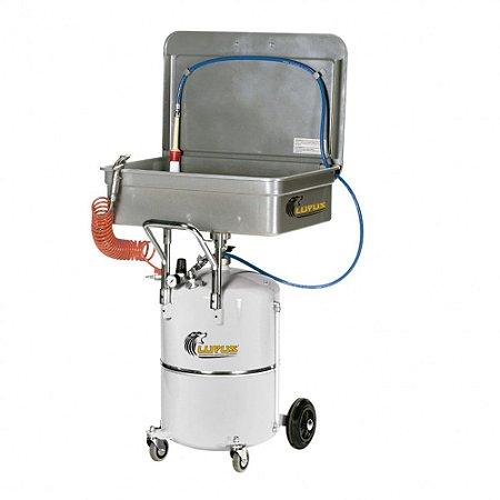 Lavadora de Peças com Coletor Pressurizado Capacidade 50 Litros e 65 Litros