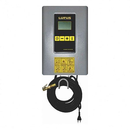 Calibrador de Ar Eletrônico 110-220V com 8 Metros de Mangueira 1-4Pol