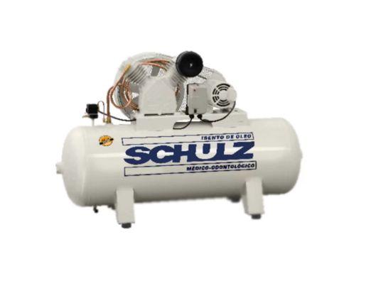 Compressor de Ar Odontológico Monofásico 15PCM 261 Litros CSV 15/250 - SCHULZ