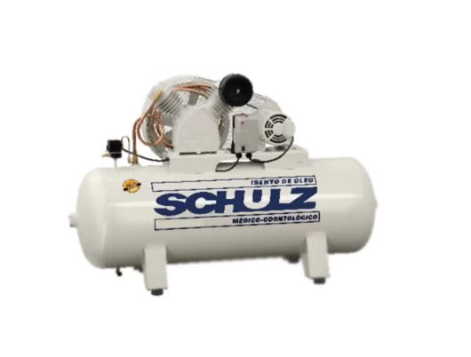 Compressor de Ar Odontológico Mono 15PCM 261 Litros CSV 15/250 - SCHULZ