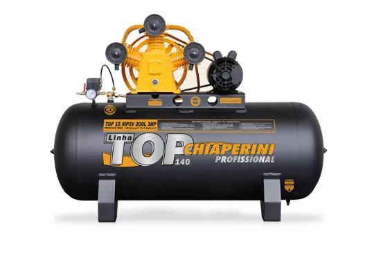 Compressor Top 15/200L 3HP Monofásico - CHIAPERINI