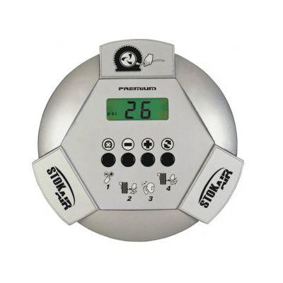 Calibrador de Pneus Eletrônico Premium M2000 - STOK AIR