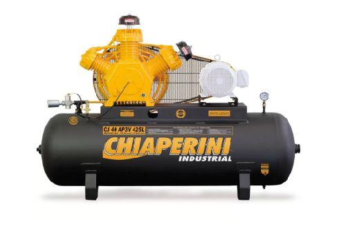 Compressor de Alta Pressão CJ40 AP3V 40 Pés 425L 175Psi sem Motor - CHIAPERINI