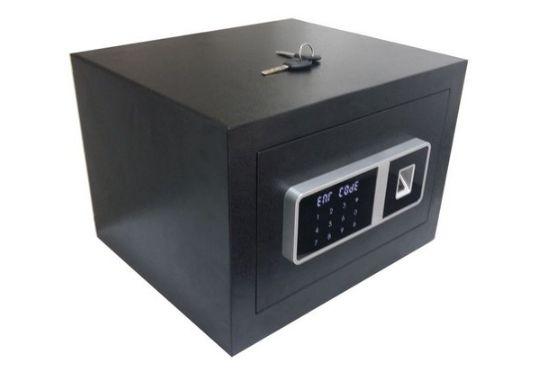Cofre Eletrônico Digital - CD 30 - Biométrico - Gold