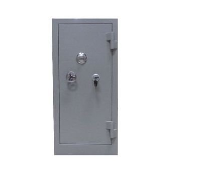 Cofre Mecânico Concretado – C100 Coletor