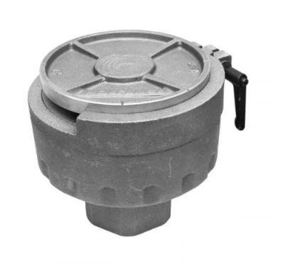 Espargidor Cilíndrico em Alumínio Fundido de Combate a Incêndio  Entrada 2.1/2 Pol BSP