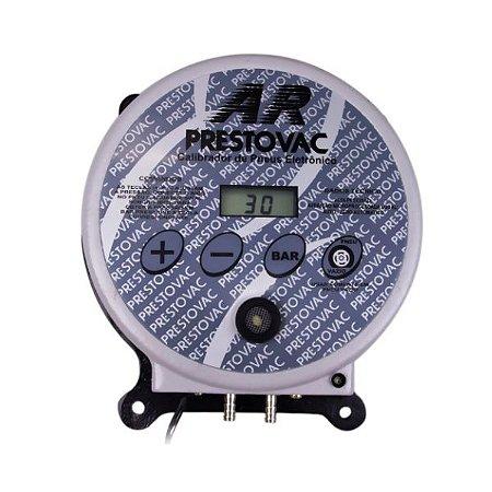 Calibrador de Pneus 05 a 150 PSI 220V - Prestovac