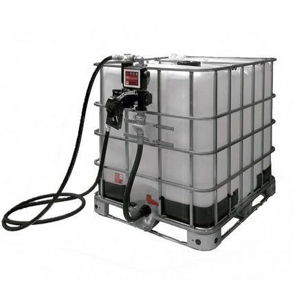 Unidade de Abastecimento para Diesel A Prova de Explosão Pro - Elétrica 220V