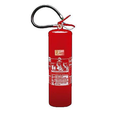Extintor água - 10L - R960