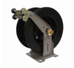 Carretel Automático base simples - Capacidade de até 20 Metros 3-4 pol