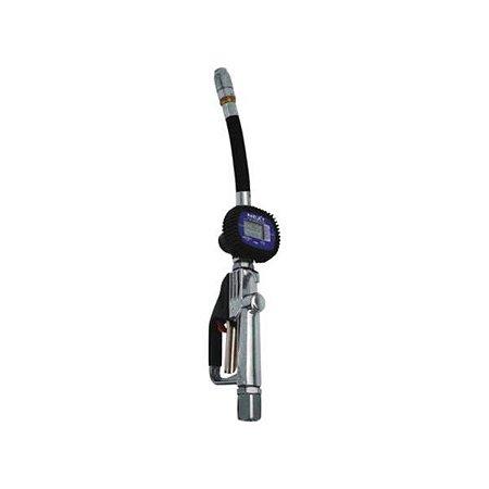 Medidor Digital para Diesel e Óleo com Gatilho 60 LPM - Piuse
