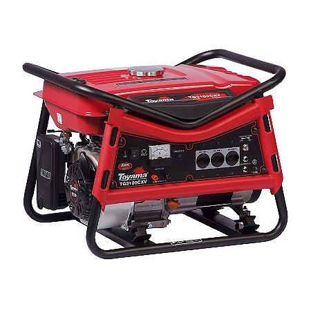 Gerador de Energia a Gasolina 4T 3,0KVA Monofásico Bivolt