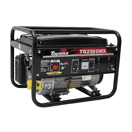 Gerador de Energia a Gasolina 4T Partida Manual 2,2Kva