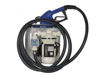 Estação de Abastecimento Elétrica Pró 12V 30L/Min com Bico Automático e Medidor