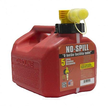 Unidade de Abastecimento Manual para Transferência de Gasolina 5 Litros