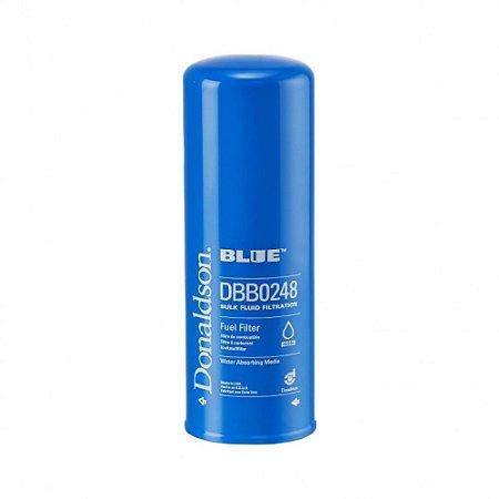 Filtro para Absorção de Partículas para Óleo Lubrificante e Diesel Modelo Spin-On 246LPM 4 Micra