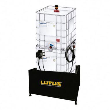 Unidade Retornável de Abastecimento Elétrica 2000L 14LPM - Sem Carretel