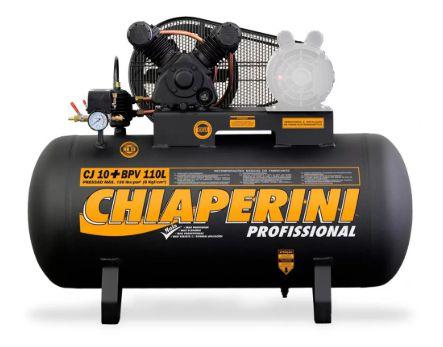 Compressor de Ar 10PCM 110 Litros sem Motor - CHIAPERINI