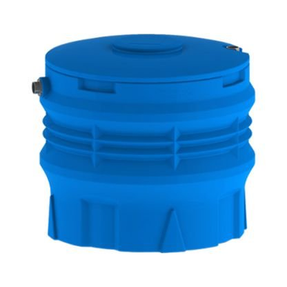 Biorreator (Fossa Séptica + Filtro Anaeróbio) - Zeppini
