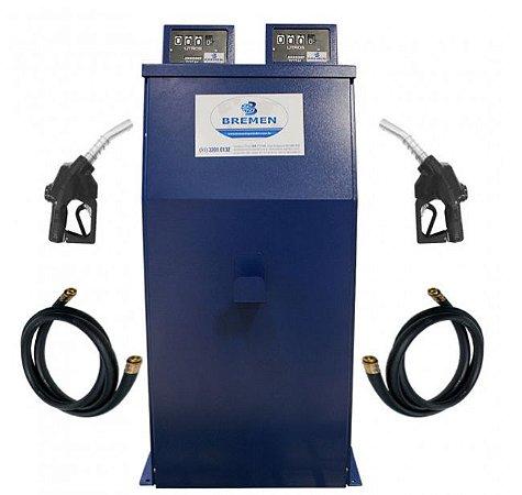 Kit de Abastecimento Industrial Duplo para Diesel 230/380V 100lpm - Bremen