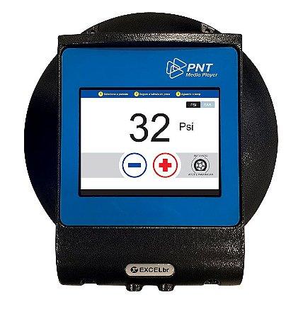 Calibrador de Pneus Digital PNT Media Player
