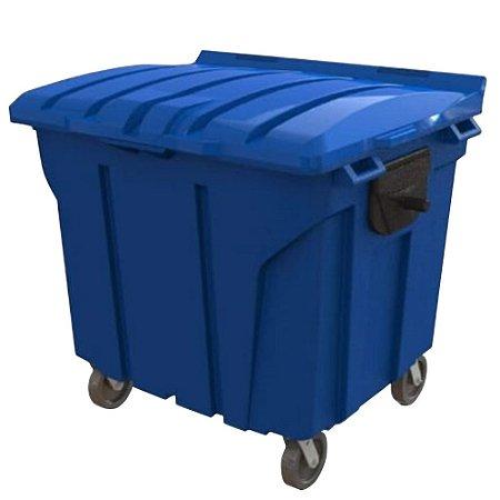 Container de Lixo de 1000 Litros - Sem Pedal