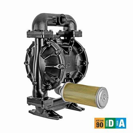 Bomba de transferência com duplo diafragma de Alta Vazão 600 lpm