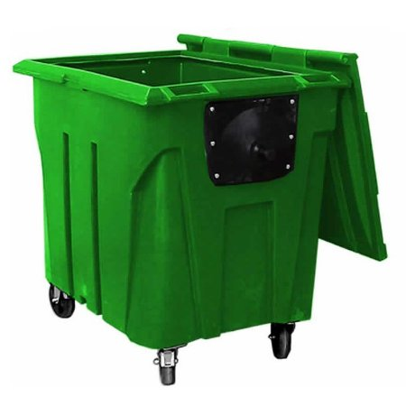 Container de lixo 700 Litros para Coleta Seletiva