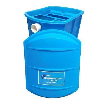 Caixa Separadora de Água e Óleo 3000 Litros