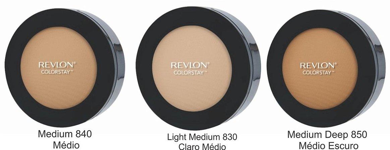 Revlon Colorstay Pressed Powder Pó Compacto Acetinado 8,4 G