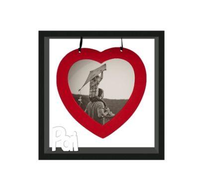 Porta Retrato coração Nicho - Pai