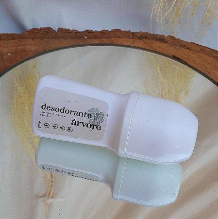 Desodorante natural 70ml - Árvore