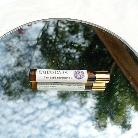 Roll on 10ml - Chakra Sahasrara ou Coronário