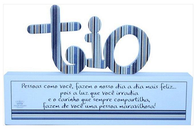 Madeirinha - Tio