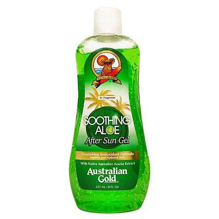 ae9662a33 Australian Gold Pós-Sol em Gel Refrescante Soothing Aloe - 237 ml ...