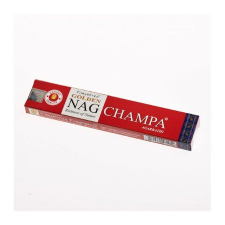 Incenso Golden Nag Champa - Red
