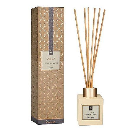 Difusor de Ambiente Via Aroma 100 ml - Vanilla