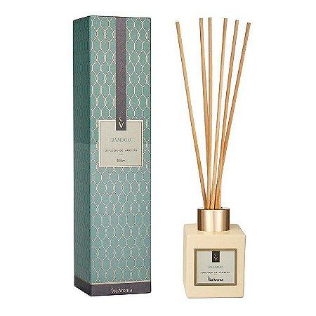 Difusor de Ambiente Via Aroma 100 ml - Bamboo