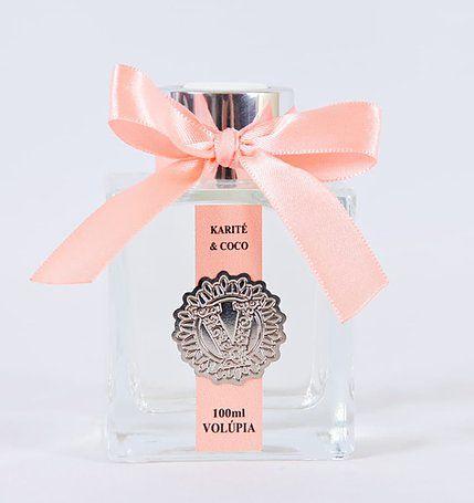 Difusor de Aromas Volúpia Cubo 100 ml - Karité e Coco