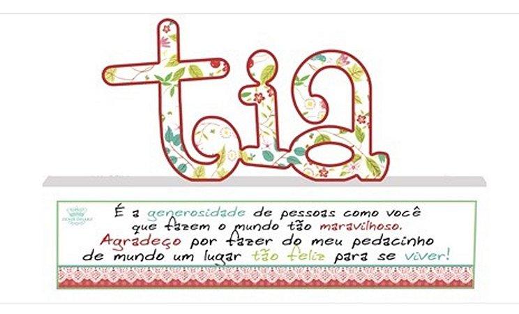 Madeirinha - Tia