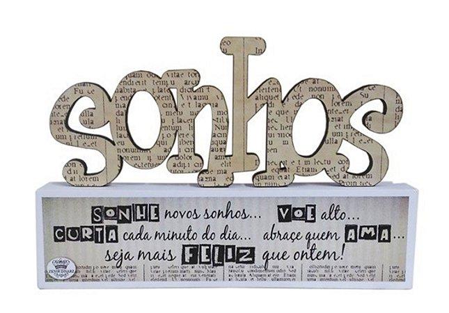 Madeirinha - Sonhos Jornal
