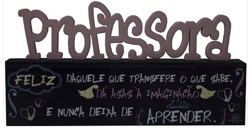Madeirinha - Professora