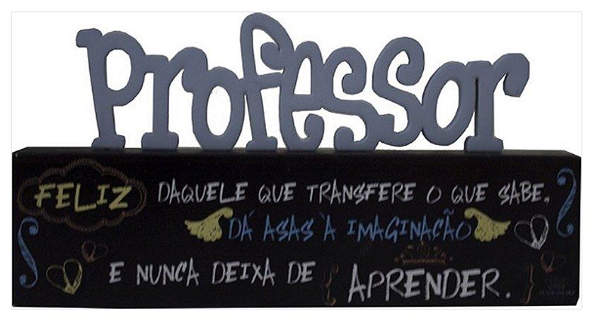 Madeirinha - Professor