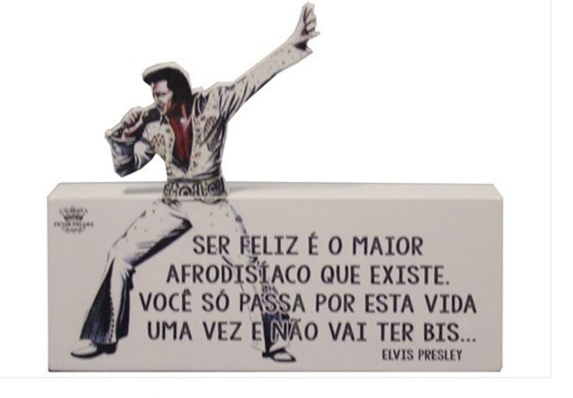 Madeirinha - Elvis Presley