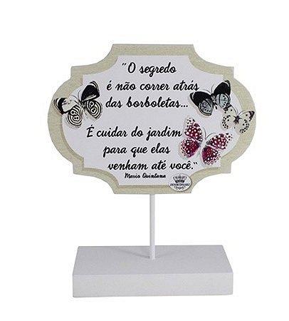 Madeirinha - O Segredo Não É Correr Atrás Das Borboletas